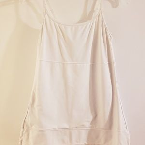 White Tank Top by Maidenform